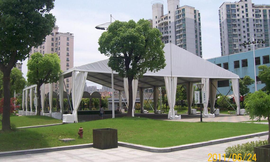 济南篷房生产租赁