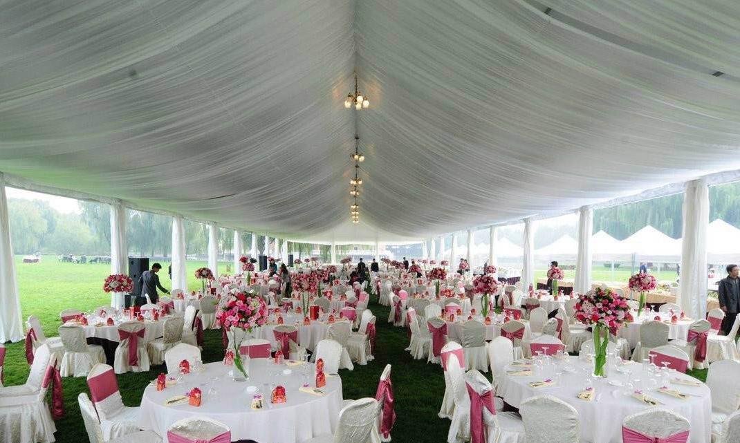 婚礼篷房案例